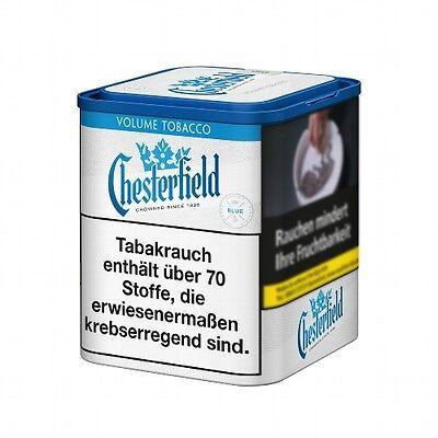 Chesterfield Blue 70 Gramm Zigarettentabak / Tabak