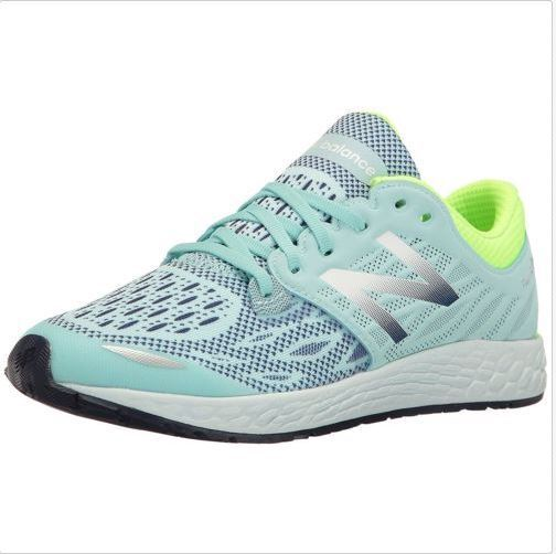 New Balance Zante Size v3 Running Shoe, Teal/Green, Size Zante US 5.5 319987
