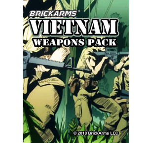 BrickArms-Vietnam-Minifigure-Weapons-Pack-for-LEGO