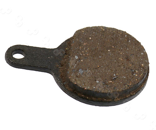 2//4er Bremsbelag IOX organisch semi-metallisch für Zoom Scheibenbremsen 23MM