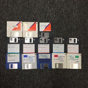 Quark-Xpress-Version-3-1-Updater-3-5-034-Floppy-Disk-Software-Set