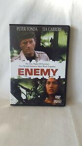 ENEMY-DVD-1990-Peter-Fonda-Action-Movie