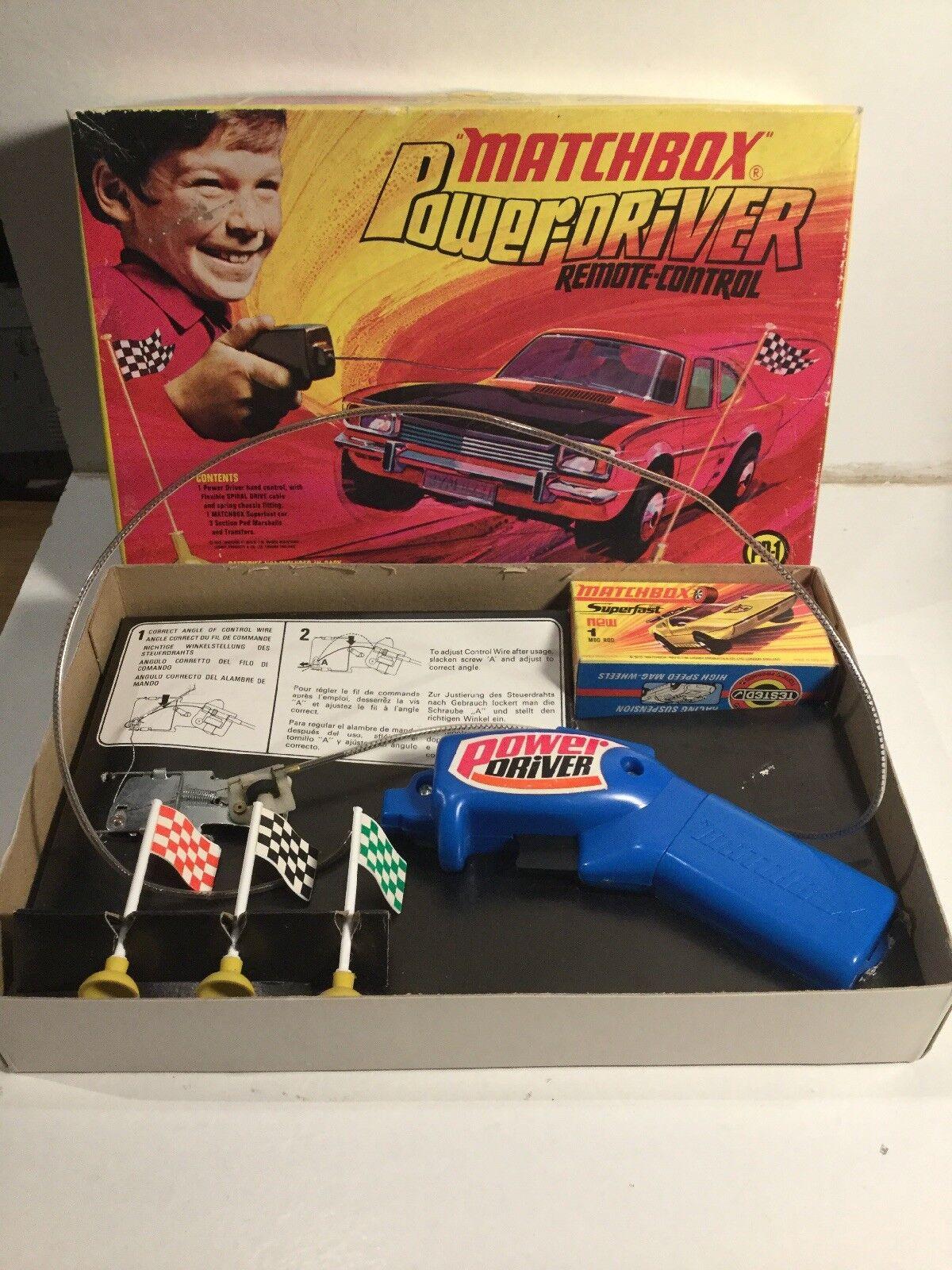 Jahrgang 1970 ist matchbox superfast dampfhammer umzingelt