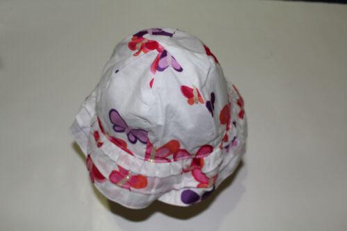 Gymboree Baby Girl/'s Butterfly Ruffle Sun Hat NWT Size 0-6,6-12,12-24 Mos.U PICK