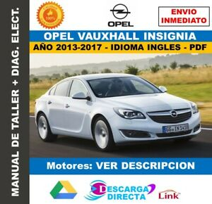 Workshop-manual-vauxhall-opel-insignia-2013-2017-includes-electrical-diagrams