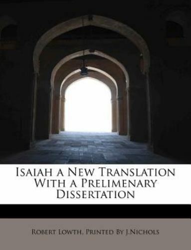 Dissertation translate
