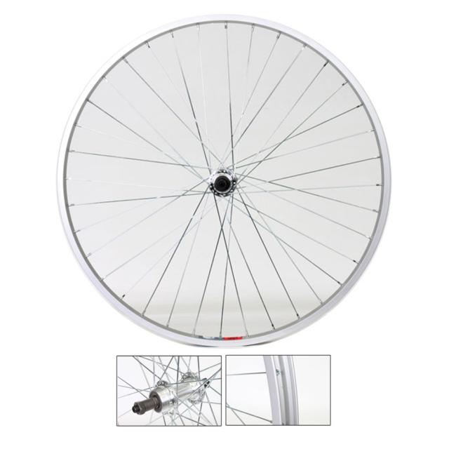 Weinmann 520 Alloy Bicycle Rim 24 x 1 3//8 in 36H Silver WR 50