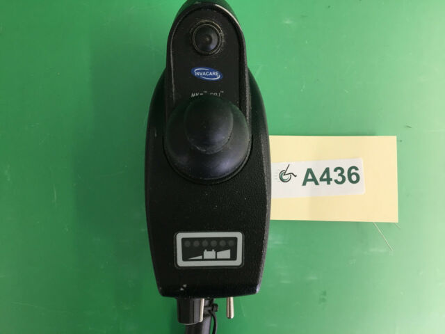 Joystick for Power Wheelchair - Invacare MK5 DPJ  model#: 1112980 #A436