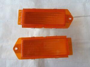 VW-GOLF-GTI-MK2-SMALL-BUMPER-TURN-LIGHTS-amber-1988-89-AMERICAN-MODELS