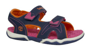 Navy 2 D136 Strap Timberland Sandals 1378a Kids Seeker Youths Adventure scarpe PxwAq8AC