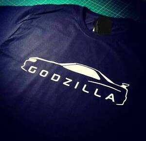 Godzilla GTR R32 Japanese Custom Racing Car Kids Hoodie