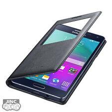 Genuine Original Samsung SM-A500M/A500S Galaxy A5 SVIEW/S-VIEW Flip Cover Case
