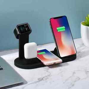 4 in 1 Multifunktionsladegerät für Apple Phone Apple Watch Ladestation