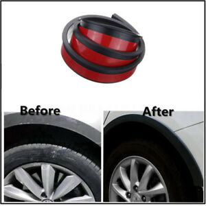 1-5M-Universal-Rubber-Car-Wheel-Arch-Protection-Moldings-Anti-collision-Mudguard