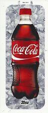 Coca-Cola Machine Long Coke Label Insert