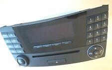 Mercedes Bediengerät Audio 20 CD Player  W211 E Klasse A2118702889 2118702889