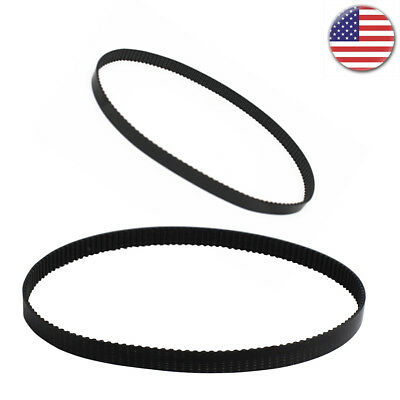 US Main Drive Belt for Zebra ZM400 ZM600 Thermal Label Printer 203dpi 79866M