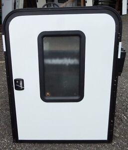 New Rv Entry Door And Lock 36 X 47 5 Teardrop Camper Cargo