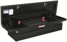 "Weather Guard 121-5-01 Black Low Profile X-over Tool Box; 71"" L x 20"" W x 15"" H"