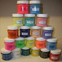 6 X 200g ASSORTED COLOUR SAND SHAKERS CHOOSE YOUR OWN COLS FROM 20 DIFFERENT