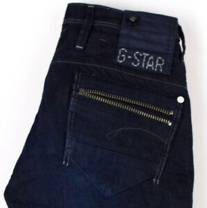G-Star Raw Damen Ocean Skinny Damen Stretch Jeans Größe W27 L34 AGZ564