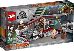 Lego-Jurassic-World-75932-Persecucion-de-Velociraptor-a-Jurassic-Park-Nuevo