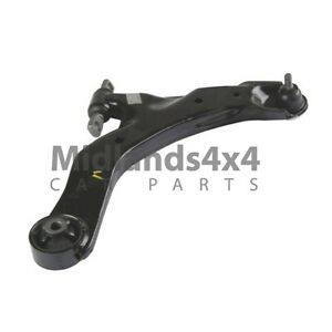 FOR KIA PICANTO 04-10 FRONT RIGHT LOWER WISHBONE CONTROL ARM O//S
