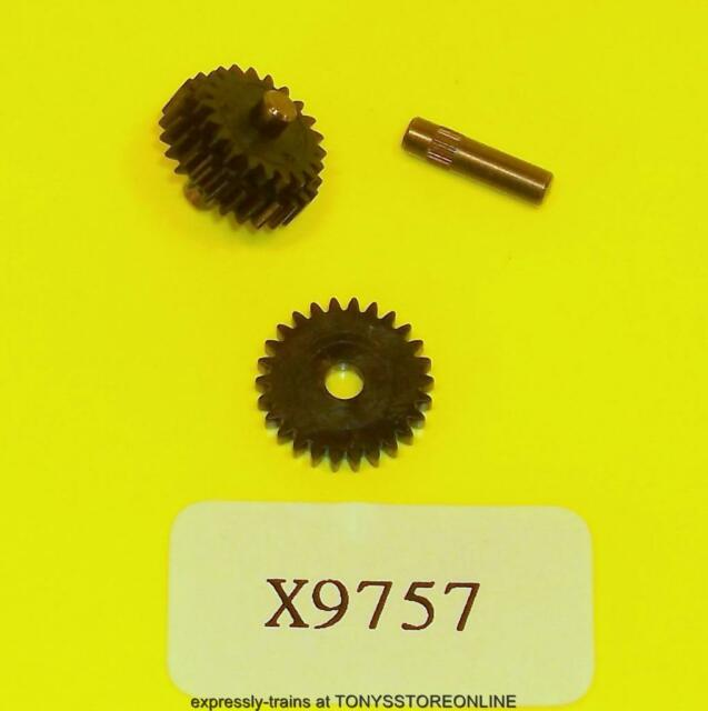 X9757 Hornby Spare GEAR SET for NEW CASTLE Class