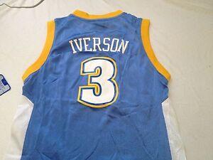 d46a21c22b8 ... discount code for iverson 3 denver nuggets jersey basketball throwback  swingman men rainbow a imagem está