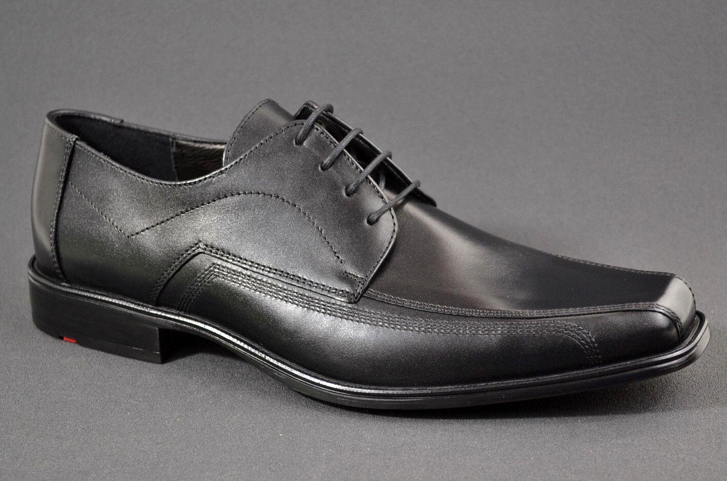 NEU Lloyd shoes klassische Business Schuhe elegant schwarz Leder NEU SALE