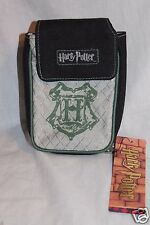NEW WITH TAG  HOGWARTS HARRY POTTER GREEN PHONE CASE/ WALLET