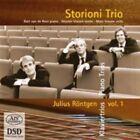 Julius Rontgen Piano Trios 4260052380314 SACD Hybrid