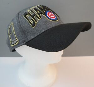 24798a576b4 Chicago Cubs 2016 World Series Champions New Era 39Thirty Baseball ...