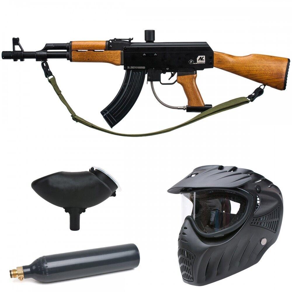New Legion AK47 Paintball CO2  Set