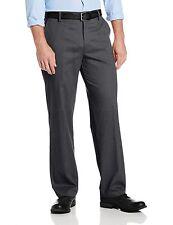 Dockers 30 x 32 Heather Grey Signature Khaki D3 Classic Fit Flat Front Pants