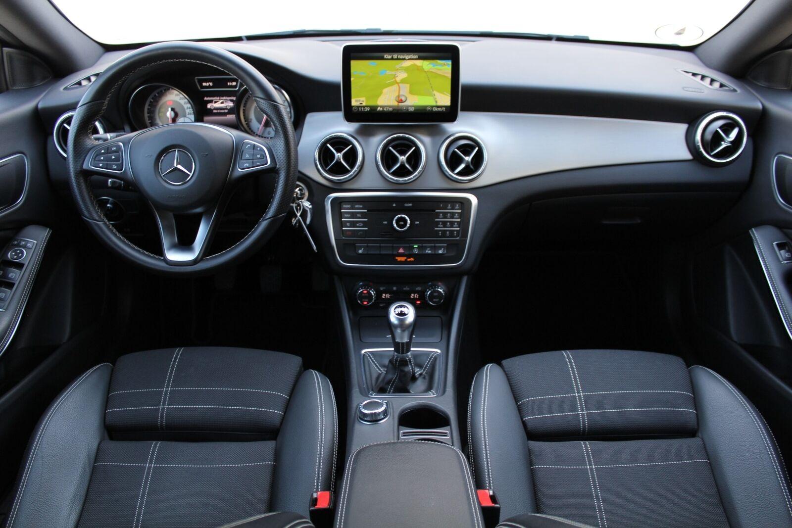 Mercedes CLA200 1,6 Shooting Brake - billede 8
