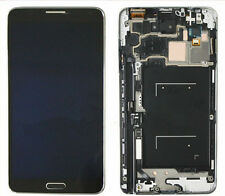 100%Genuine Samsung Galaxy Note 3 N9005 Black LCD Screen/Touch Digitizer Frame