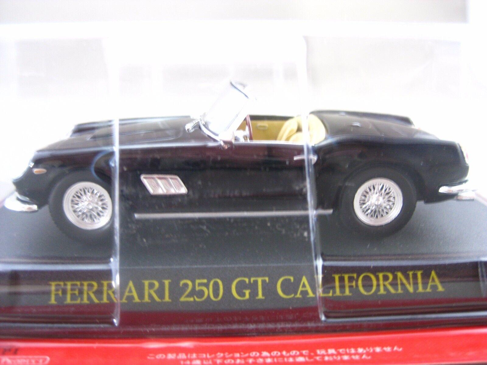Ferrari 250 GT California Hachette 1 43 Diecast Car Vol.22