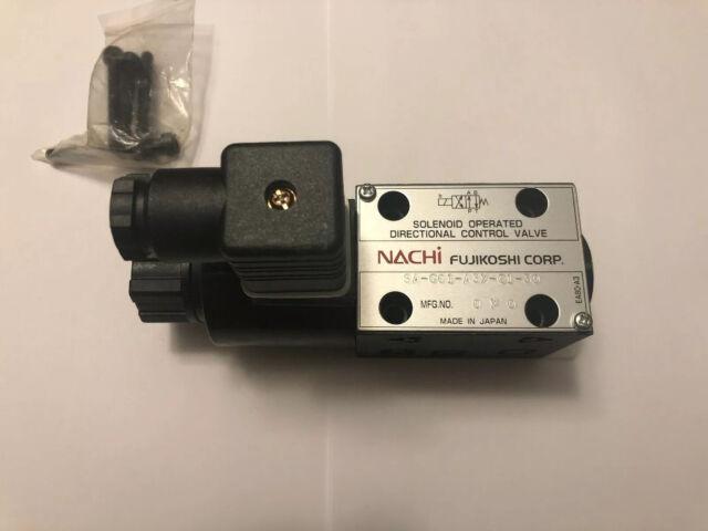 NACHI SA-G01-A2X-R-C1-30 Directional Control Valve 100-110V-AC