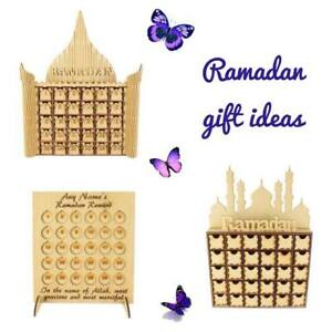 Wooden-MDF-Eid-Mubarak-Ramadan-Calendar-Sign-Tray-Decoration-Muslim-Islamic-Gift