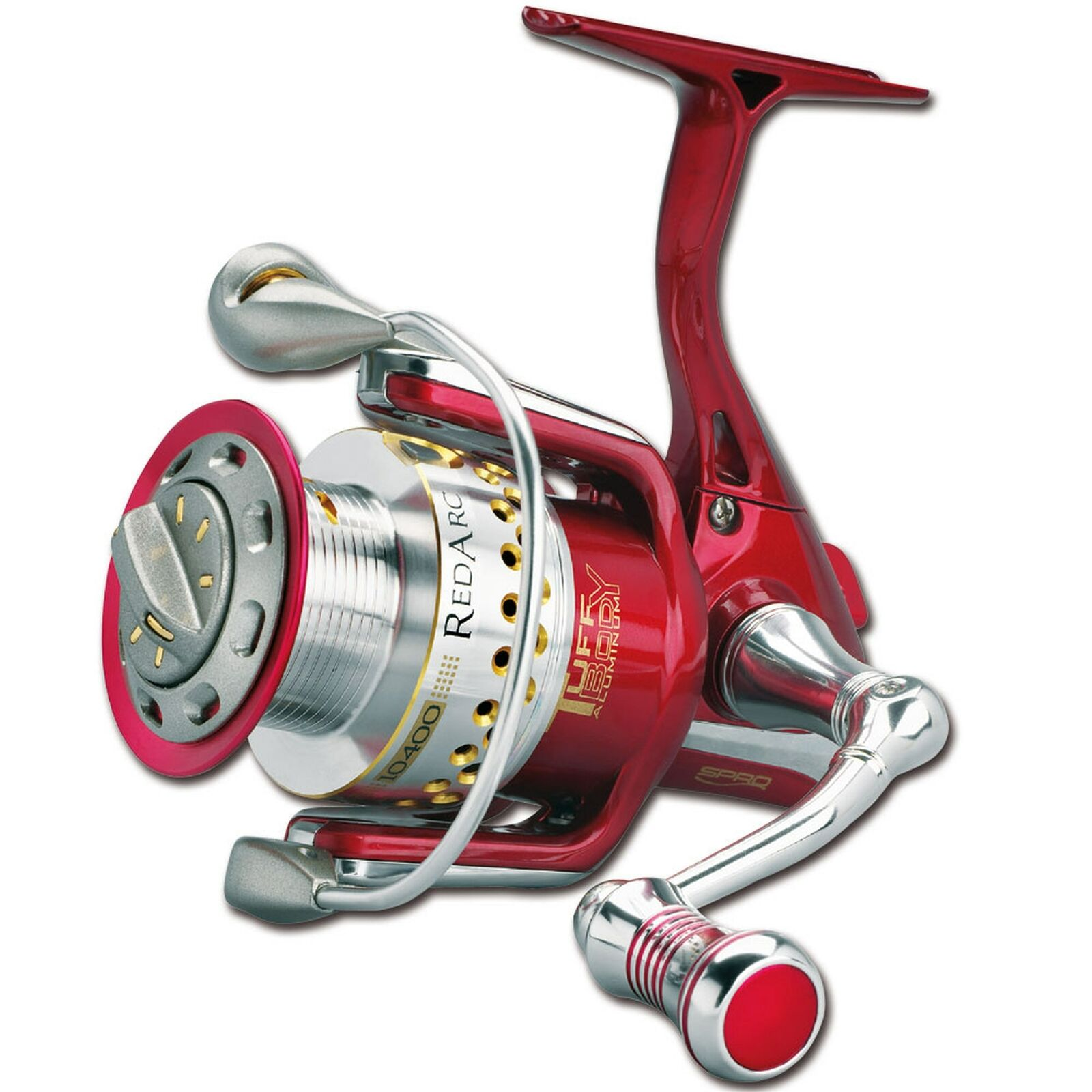 SPRO rouge Arc 10100 WS-Stationary-spinnrolle FRONT BRAKE-E-Coil