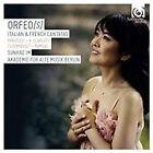 Orfeo(s): Italian & French Cantatas (2015)