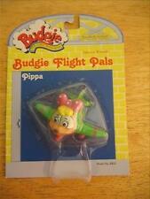 Budgie Flight Pals Harefield Airfield, NIP, Pippa,  Nylint Toys 1994