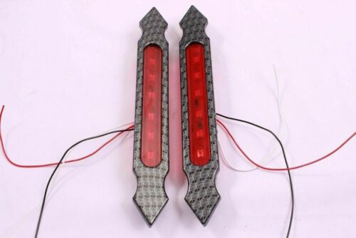 Lights Harley Touring Dyna Indian Rear Saddlebag Taillight Turn Signal Fender