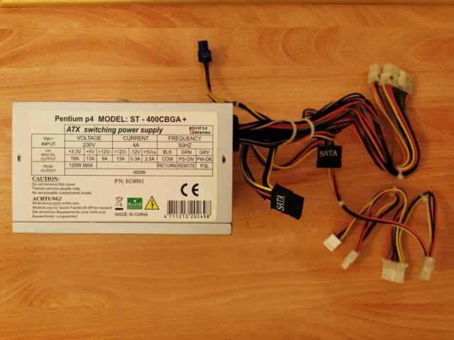 Evo Labs EVO-550XB 550W 120mm Silent Fan PSU