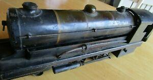 0 Gauge Bowman early 1930s Live Steam LNER green 4-4-0 Locomotive + Tender