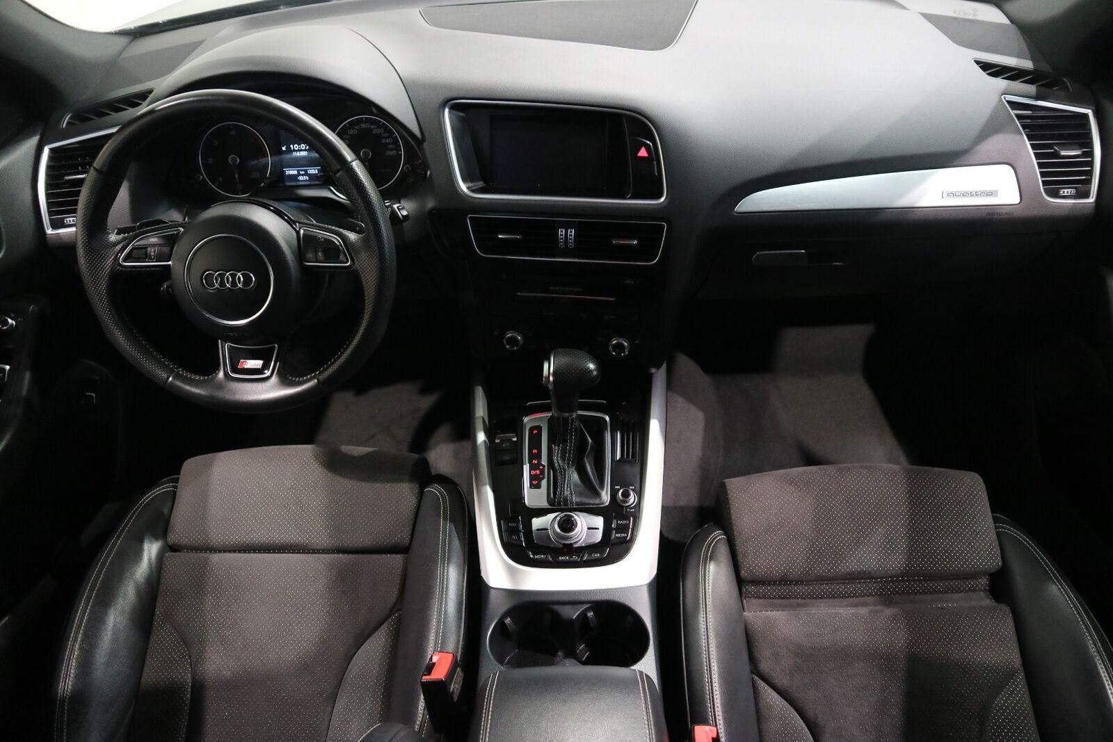 Audi Q5 3,0 TDi 245 quattro S-tr. - billede 13