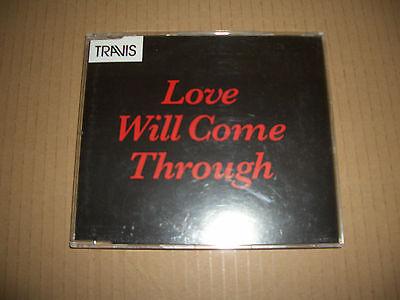 TRAVIS Love Will Come Through 2004 EUROPEAN promo