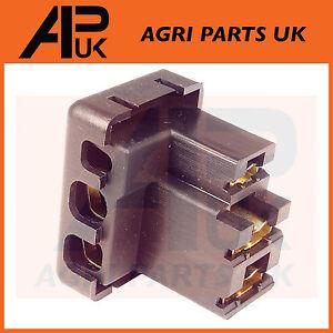 3 Pin Alternator Wiring Repair Plug Kit ACR Socket ...