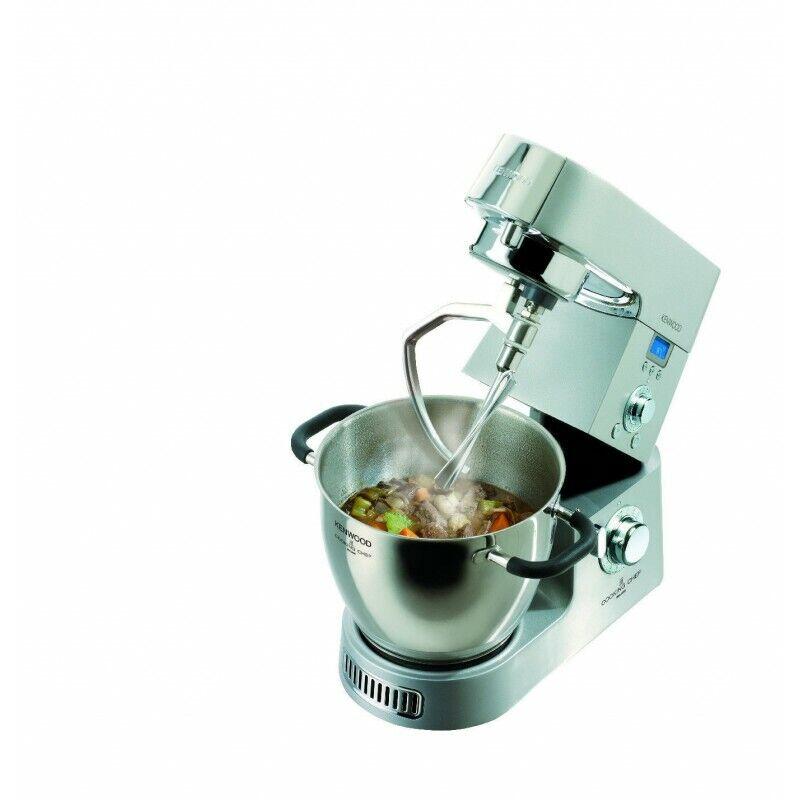 Kenwood Robot De Cocina Cooking Chef KM096. Inducción Y Vapor. Bol 6,7L...